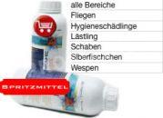 Pyrethrum EC, Ungezieferbekämpfung, Wirkstoff Pyrethrine, Piperonylbutoxid, Kontaktinsektizid